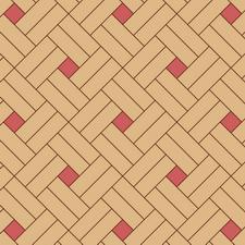 квадрат двойной сложный диагональный из двух пород дерева
