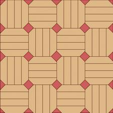 квадрат тройной прямой с художественными вставками